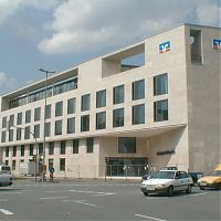 Bauvorhaben Volksbank in Gütersloh