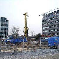 Bauvorhaben Schüco International Schulungszentrum in Bielefeld